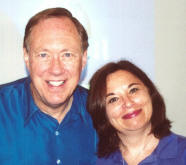 Jan Meryl and Lee Carroll